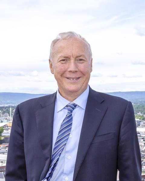 Administrerende direktør Kjell Rusti