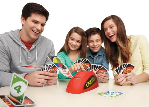 UNO Extreme - Family Game
