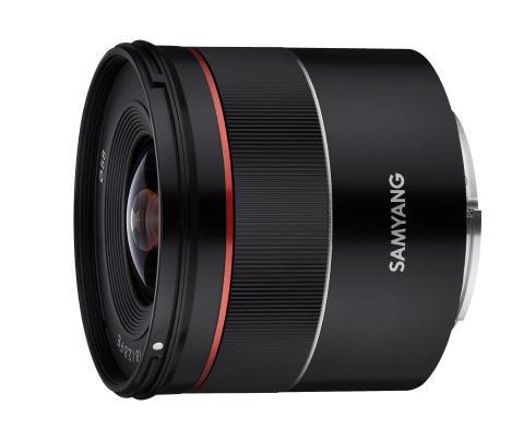 Samyang AF 18MM F2.8 FE - Product (05) No_hood_Side