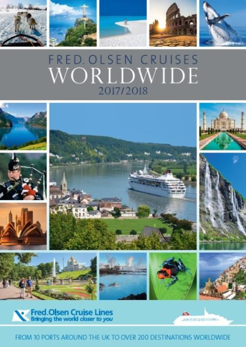 Fred. Olsen Cruise Lines' 'Top Ten' recommendations for 2017/18