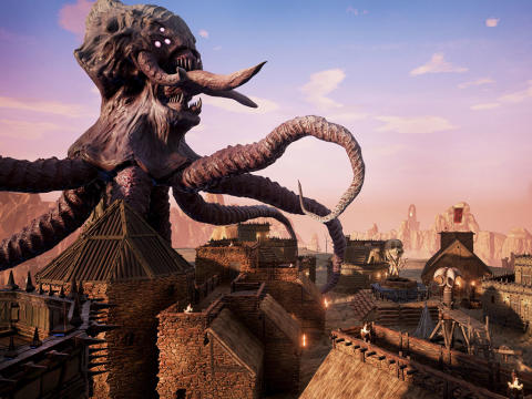 FUNCOM TO STREAM FIRST LIVE 'CONAN EXILES' GAMEPLAY THIS FRIDAY