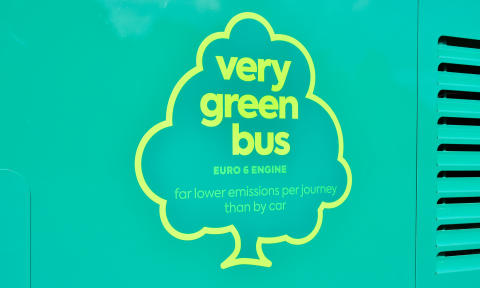 Go North East invests £1.8 million in state of the art environmentally friendly buses for its Green Arrow services