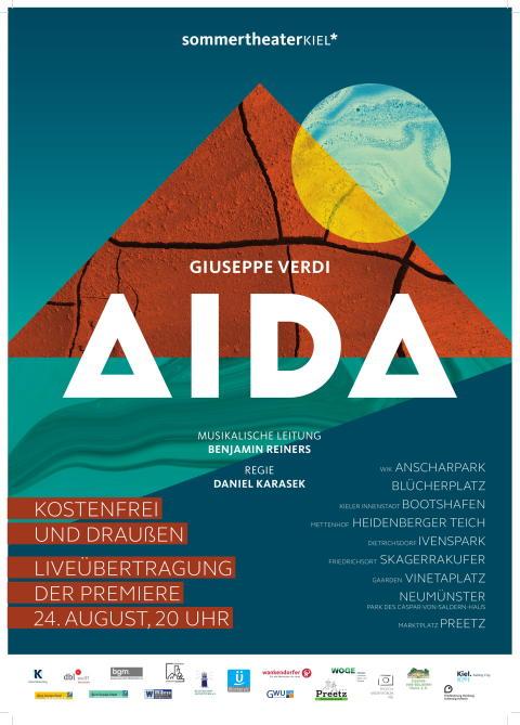 """Informationen zu dem morgigen Pressetermin zur Liveübertragung der Premiere von """"AIDA"""""""
