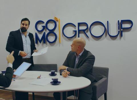GO MO Groups kontor i Göteborg
