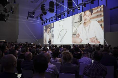 Sony na sejmu IFA 2019 razkriva svoje nove izdelke