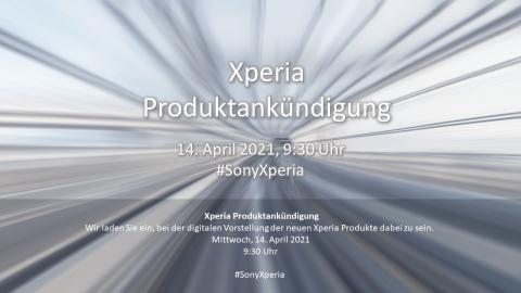 Xperia Produktankündigung
