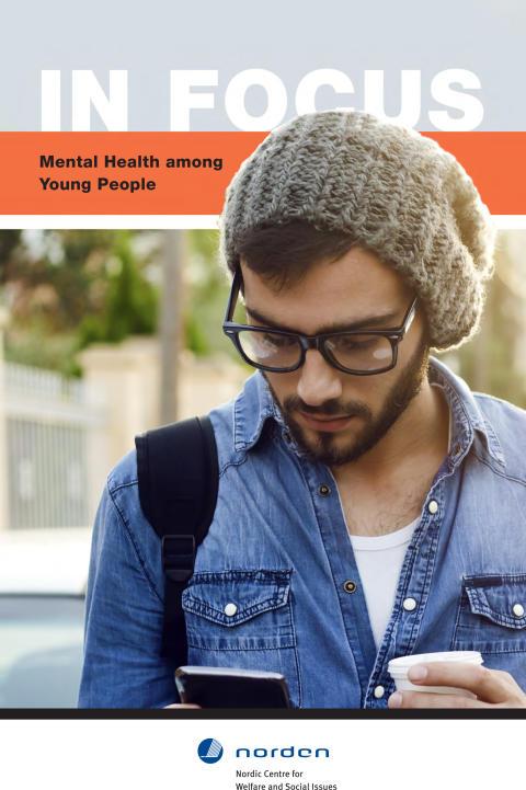 Ny rapport: Verksamma åtgärder för att stärka unga vuxnas psykiska hälsa i Norden