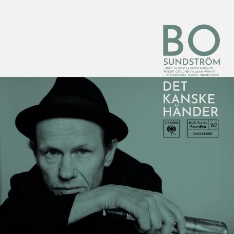 """Bo Sundström släpper efterlängtade soloalbumet """"Det kanske händer"""""""