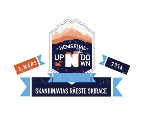 Hemsedal Up ´N Down logo