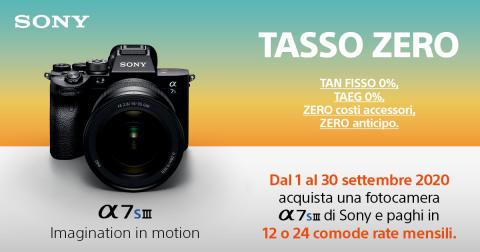 Tasso Zero A7SIII