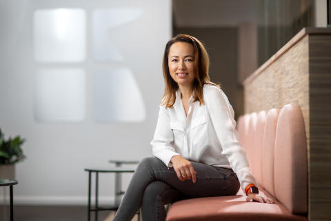 5_CEO Maria Hedengren. Spring 2019. Photocredit Readly and Magnus Glans