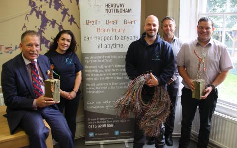 Nottingham brain injury centre connects with Openreach engineers after dialling for help