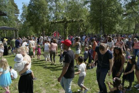 Nu öppnar Umeå Energicentrum för sommaren