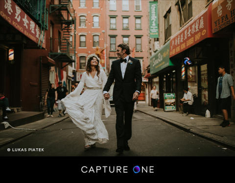 Capture One partners with LOOKSLIKEFILM to deliver its signature looks