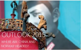 Outlook 2015 - Where are China and Norway headed? China Club 5 Dec 2014