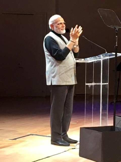 Blueair invited when India's Prime Minister Modi visits Sweden