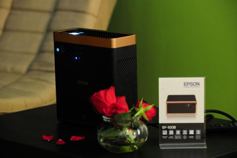 Epson launches world's smallest 3LCD laser projector, a flexible and easy-to-use laser lifestyle projector for the home