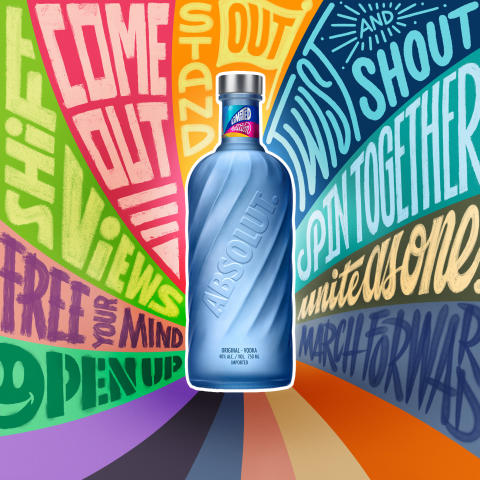 Limited Edition « Absolut Movement »