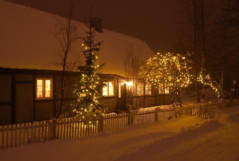 Sådan sparer du energi i julen