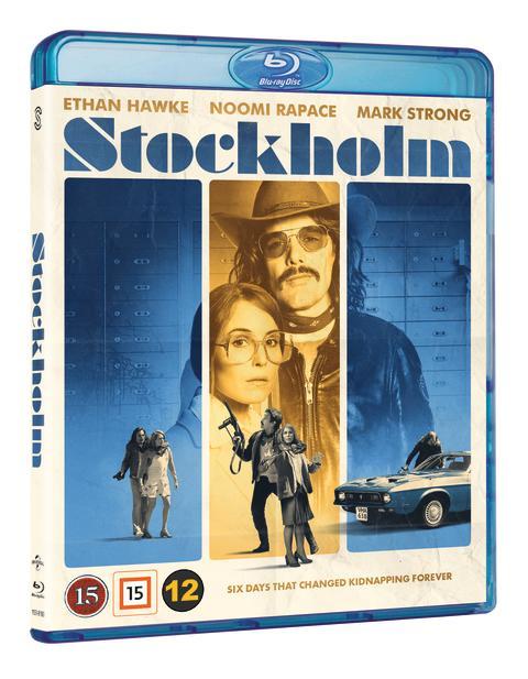 Stockholm, Blu-ray