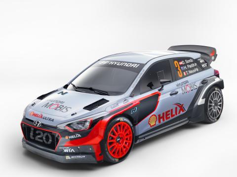 Her er Hyundais nye rallybil