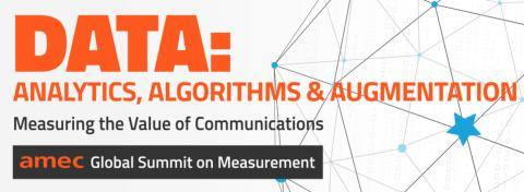 AMEC 11th Global Summit on Measurement