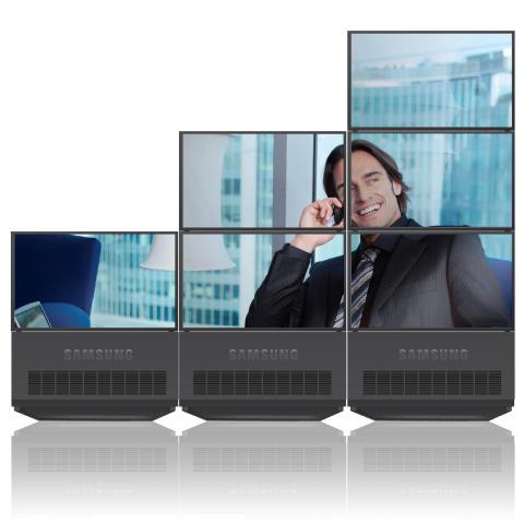 Digitala skyltar – Samsungs nya stapelvara