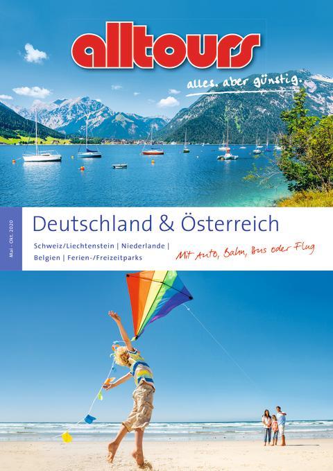 Katalogtitel Deutschland & Österreich Sommer 2020