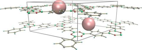 Porösa polymerer visar anmärkningsvärd stabilitet