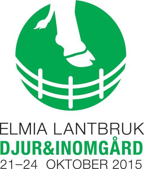 Pressinbjudan: Välkommen till Elmia Lantbruk Djur & Inomgård  den 21-24 oktober i Jönköping!