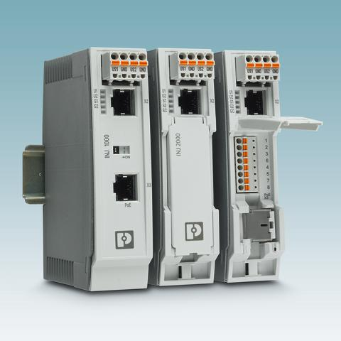 Power over Ethernet for potensielt eksplosive områder