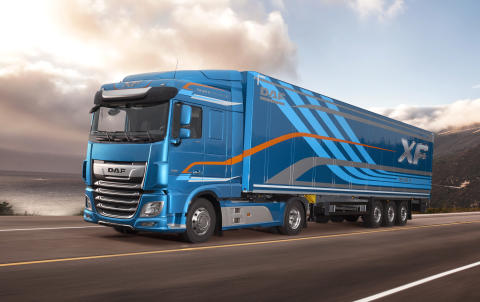 Nordic Truckcenter AS klar for Transport & Logistikk 2019