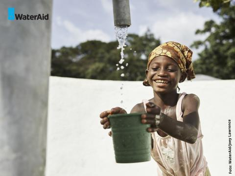 Pharem becomes business partners to WaterAid