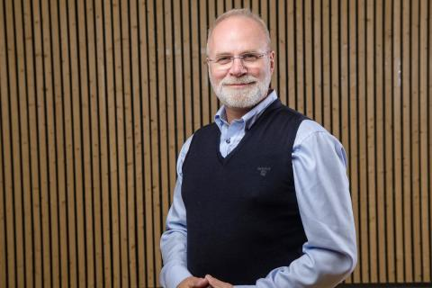Direktør Hans Petter Kvaal