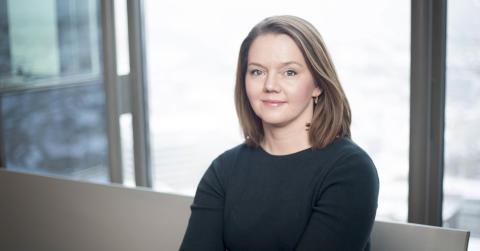 Lillian Røstad: For tredje gang kåret til en av Norges fremste tech-kvinner