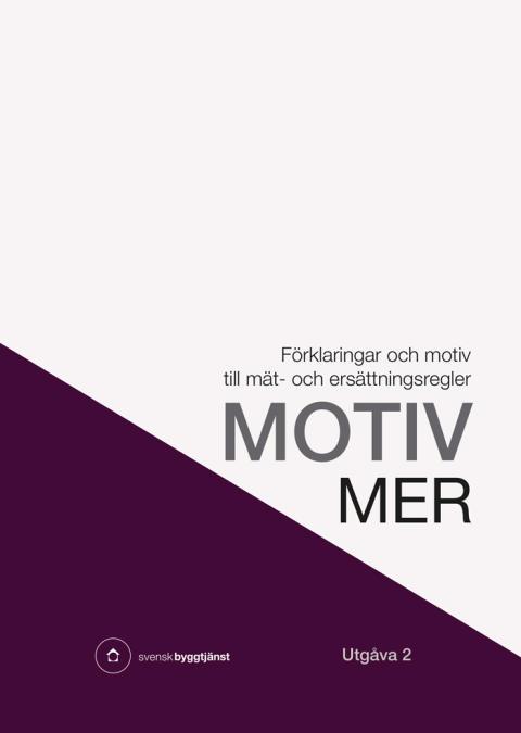 Ny utgåva av Motiv MER