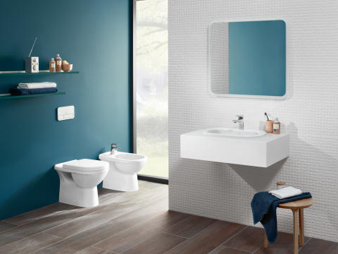 O.novo bathroom collection continues to expand –New market-specific products surprisingly inexpensive