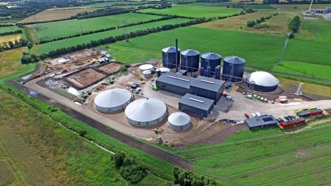 Malmberg supplies record-high capacity biogas plant to NGF Nature Energy in Denmark.