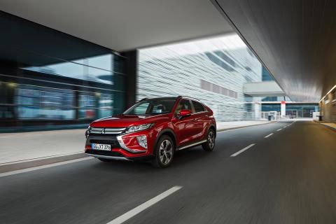Wachstumstrend bei Mitsubishi Motors hält auch im Mai 2019 an