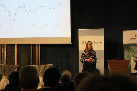 PRESSEINVITASJON: Eiendom Norge og Finans Norge inviterer til boligkonferanse tirsdag 15. oktober 2019