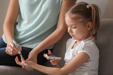 Kinder mit Typ-1-Diabetes besser versorgen!