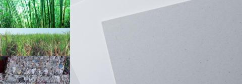 Original Blended Material_бамбук, сахарный тросник и переработанная бумага