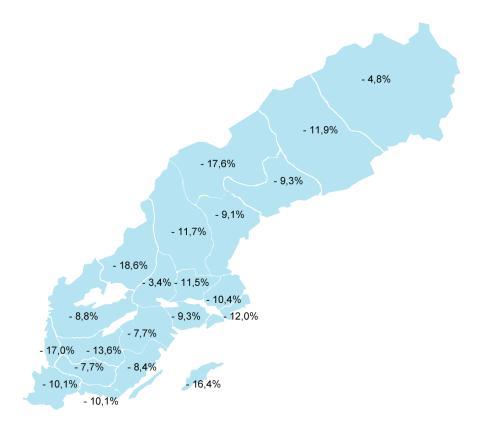 Ökat företagande trots färre registreringar 2012