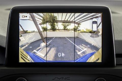 Nye Ford Focus 2018 Media Drive