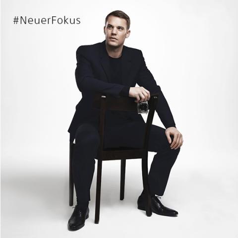 """""""Timing ist alles"""" - TV-Spots mit Manuel Neuer und der a6000"""