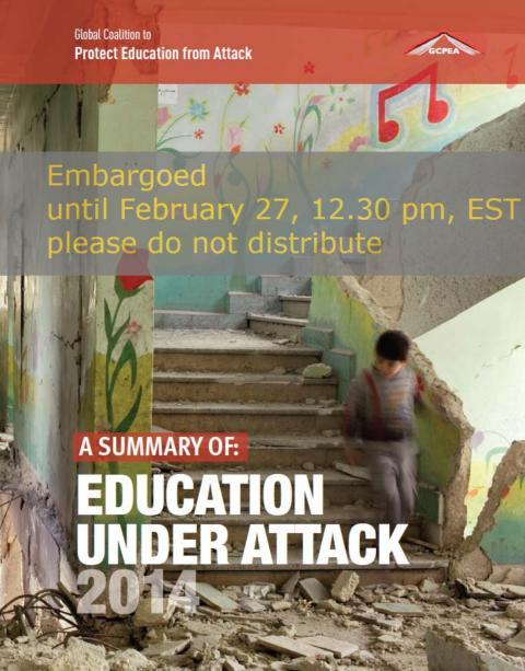 Education Under Attack - Summary