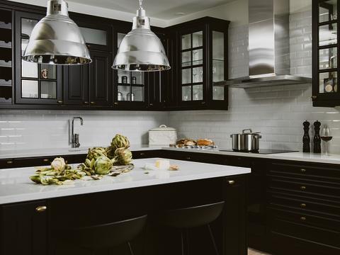 Kunskap och inspiration för köksrenoverare  på Puustellis scen på Hem, villa & bostadsrätt
