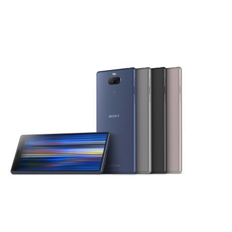 Xperia 10 y Xperia 10 Plus llevan el formato de pantalla 21:9 a la super gama media de Sony