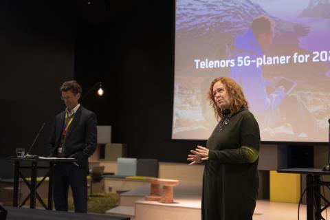 Ingeborg Øfsthus, teknologidirektør Telenor Norge