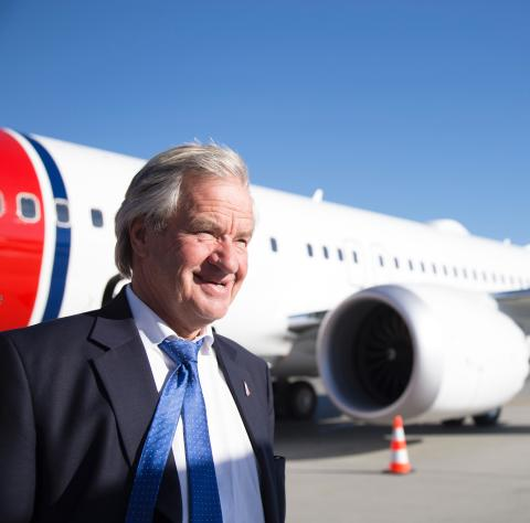 """Norwegian CEO: """"The UK will be at the heart of our continued global expansion"""""""